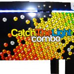 Catch the light colorful artwork