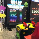 Giant Space Invaders by Raw Thrills