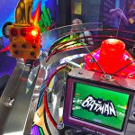 Batman 66 featuring working TV