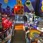 Batman 66 Pinball Cat Woman ramp