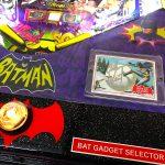 Batman 66 Pinball signature