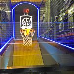 NBA Hoops with LED light Customized2