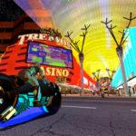 Motorcycle Arcade Racing Simulator Rental San Jose California from Video Amusement