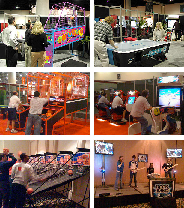 Arcade Event Rental
