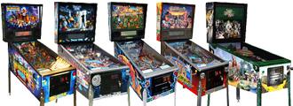 Pinball Games