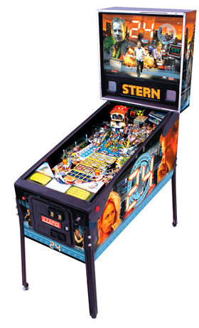 24 pinball - Latest Pinball Collection
