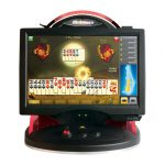Megatouch Countertop Casino Game - Arcade Game from Video Amusement