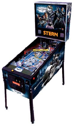 Batman - The Dark Knight ™ - Latest Pinball Collection