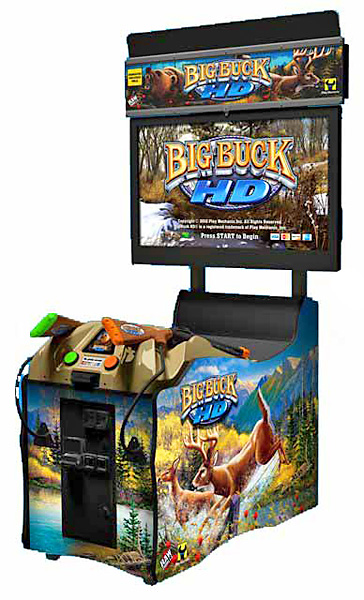 Big Buck Hunter HD - Arcade Game from Video Amusement