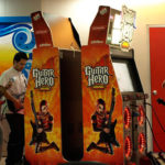 Guitar Hero Arcade Game Rental San Francisco