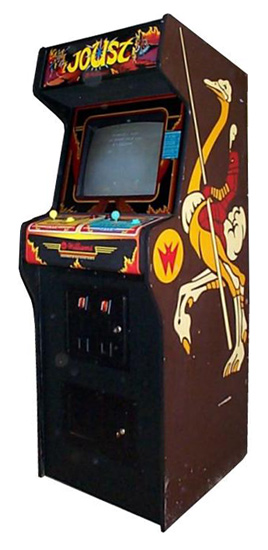 Joust - Classic Arcade Game from Video Amusement