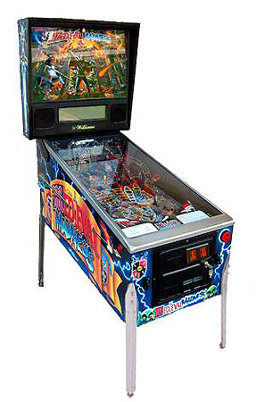 Medieval Madness pinball - Classic Pinball Collection