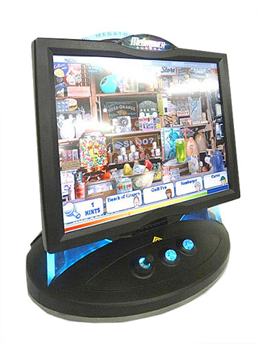 Megatouch Countertop Casino Game rental San Francisco from Video Amusement