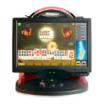 Megatouch Countertop Casino Game rental San Jose from Video Amusement