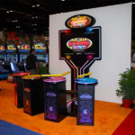 Pac Man Battle Royale DX arcade game at the event