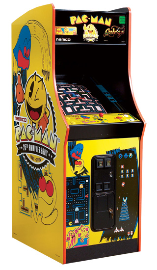 Pacman Table Game >> PacMan Anniversary Edition Arcade Game Rental - Video ...
