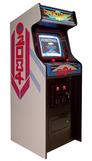 Robotron 2048 Arcade Game - Classics Arcade Game for rent from Video Amusement