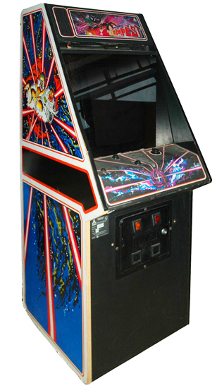 Tempest - Classics Arcade Game for rent