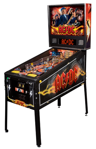 AC/DC - pinball - Latest Pinball Collection