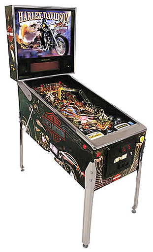 Harley-Davidson pinball - Latest Pinball Collection