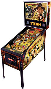 Pinball Game - Indiana Jones Pinball - Latest Pinball Collection