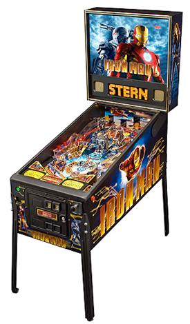 Iron Man Pinball - Latest Pinball Collection