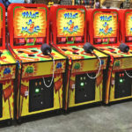 5 Whac a Moles Carnival Arcade Games for rental delivery San Francisco Bay Area
