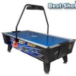 Best Shot Dynamo Air Hockey Table - small picture of the game