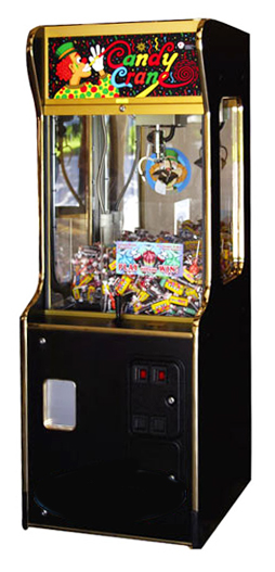 Candy Crane Machine - Carnival Games available for rent from Video Amusement