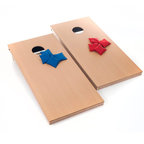 Corn hole Bean Bag Toss Baggo Game Rental San Francisco California from Video Amusement