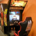 Crazy Taxi Driving Arcade Game rental Moscone San Francisco