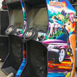 Cruisn Exotica Racing simulator Game rental San Francisco by Video Amusement