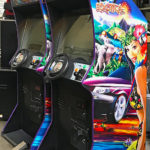 Cruisn Exotica Stand Up Arcade Games available from Video Amusement