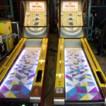 Custom Branded Classic Skee Ball Games for Rental San Jose Bay Area