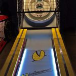 Sample of skeeball customization.