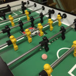 Detailed image of Valley tornado Foosball table for rent only from Video Amusement