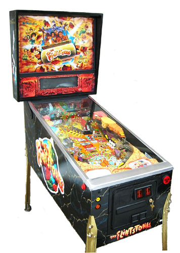 The Flintstones pinball - Classic Pinball Collection