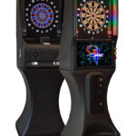 Galaxy Arcade Dartboard Game Rental San Francisco Video Amusement