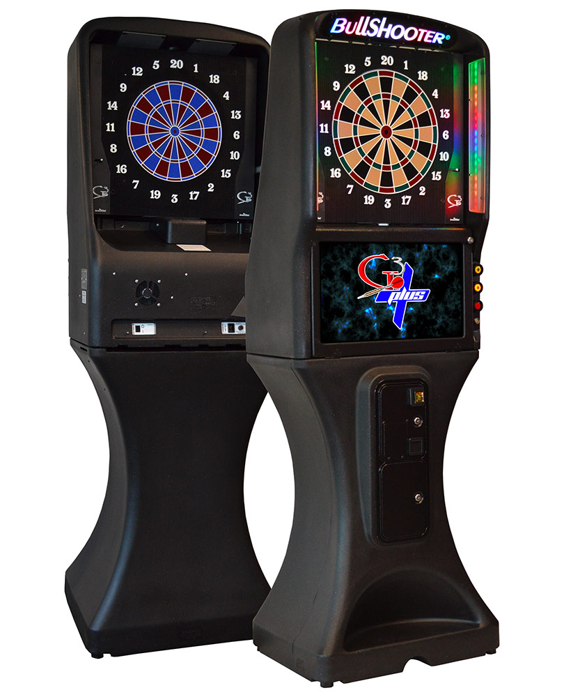 Electronic Darts Game Rental Video Amusement San Francisco