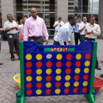 Giant Connect 4/3 - Carnival Outdoor Game