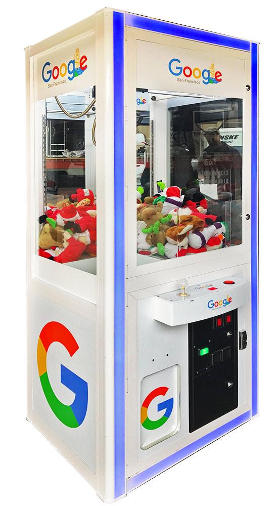 Claw machine big prizes