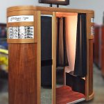 Grand Classic photo booth is the replica of famous Model 11 photo booth.