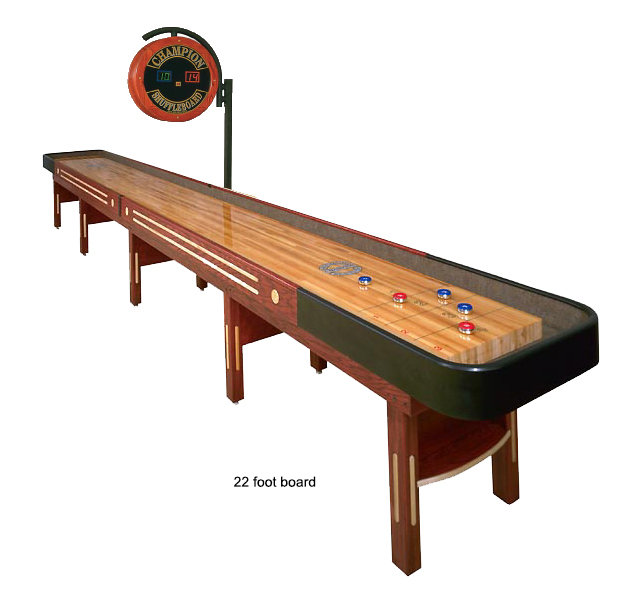 Video Amusement Rents Two Sizes Of Shuffleboard Tables 14 Or 22 Foot  Original Grand Champion Shuffleboard Manufactured By Americau0027s #1  Shuffleboard ...