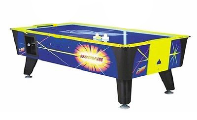 Hot Flash Air Hockey Table by Dynamo Air Hockey Table - small picture of the air for rent