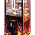 Hot Stuff Claw Promotional Machine Rental from Video Amusement
