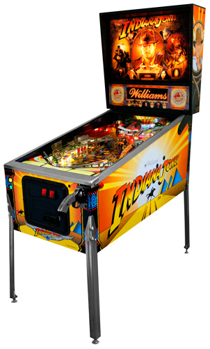 Indiana Jones: The Pinball Adventure pinball - Classic Pinball Collection