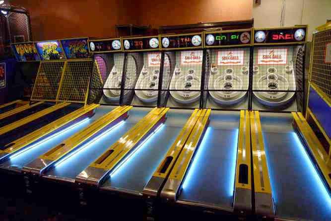 Skeeball Skee Ball Carnival Game Rental Video