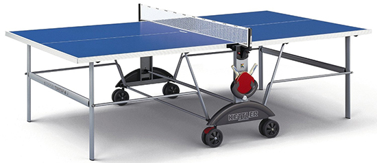 Kettler Ping Pong table - Sports/Table Games available for rent from Video Amusement