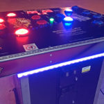 LED Glow Strike a Light Arcade Game Rental Video Amusement