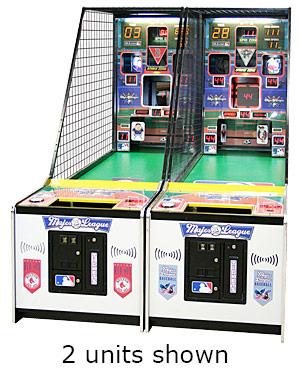 Major League Baseball Arcade Game Rental San Francisco from Video Amusement